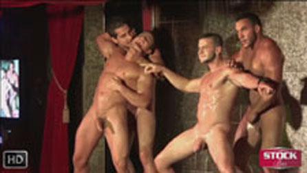 intereacial gay porn