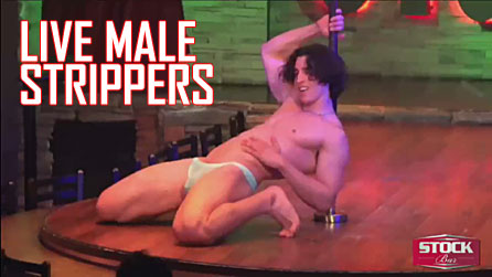 male stripper video of the week